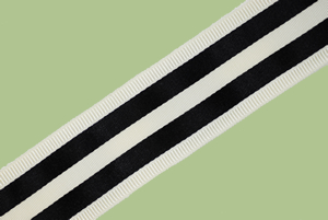 Vintage Stripe Grosgrain Ribbon