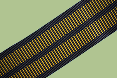 Vintage Striped Ribbon